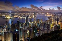 city_hong_kong_night_clouds_lights_58330_5328x3000